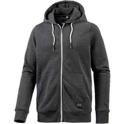 WLD Salty Adventures Sweatjacke Herren anthrazit