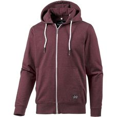 WLD Salty Adventures Sweatjacke Herren bordeaux