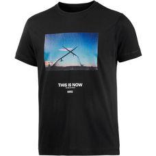 Ezekiel Kyle Printshirt Herren schwarz