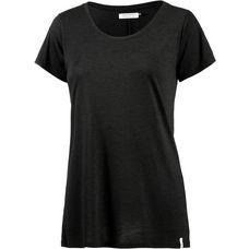 Cleptomanicx Stylo T-Shirt Damen schwarz