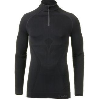 Falke Skishirt Herren schwarz