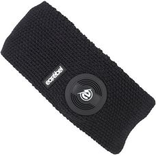 earebel Bluetooth Kopfhörer Stirnband Carneiro Stirnband schwarz