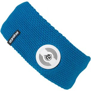 earebel Bluetooth Kopfhörer Stirnband Rockdale Stirnband blau