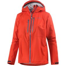 Norrøna Bitihorn Funktionsjacke Damen rot/orange
