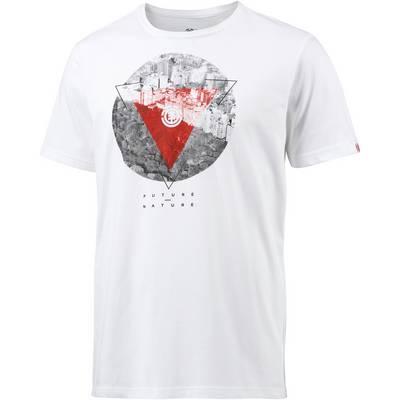 Element Central T-Shirt Herren weiß