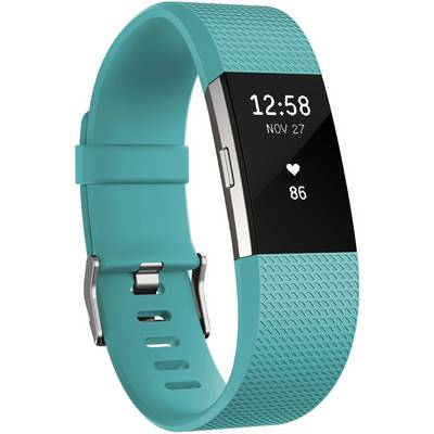 FitBit Charge 2 Fitness Tracker türkis