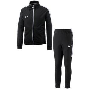 Nike Academy Trainingsanzug Kinder schwarz/weiß