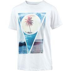Quiksilver Sections Printshirt Herren weiß