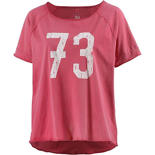 Billabong Bright Side Printshirt Damen pink