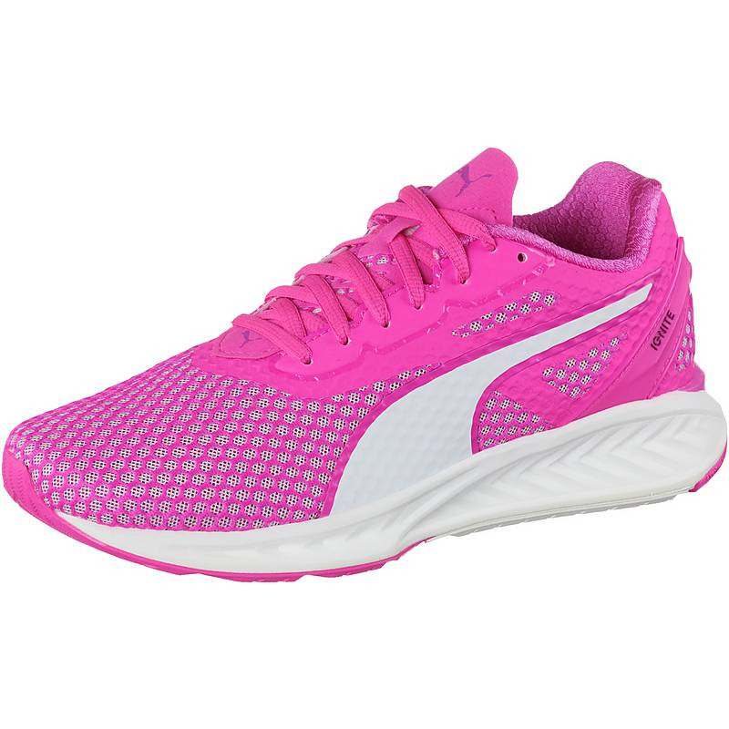 puma ignite damen pink