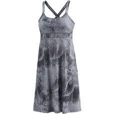Marmot Taryn Trägerkleid Damen grau/weiß