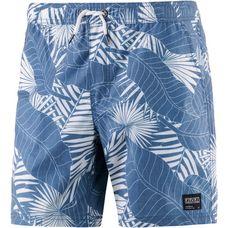 Ezekiel Aloha Boardshorts Herren blau/weiß