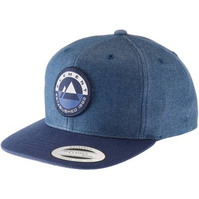 Element Crest Cap Herren blau