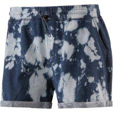 Burton Ambrose Shorts Damen blau/weiß