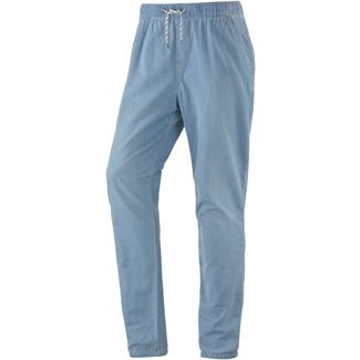Roxy Eays Beachy Denim Hose Damen blau
