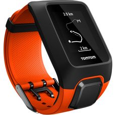 TomTom Adventurer Sportuhr orange