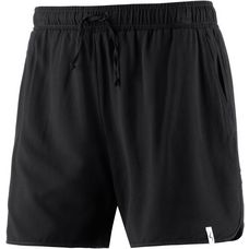 Cleptomanicx Love Shorts Damen schwarz