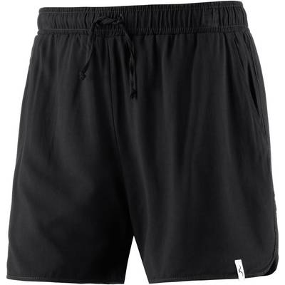 Cleptomanicx Love Shorts Damen schwarz