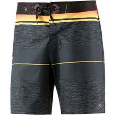 Rip Curl Mirage MF Ultimate Boardshorts Herren schwarz/gelb/rot