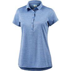 Columbia Zero Rules Poloshirt Damen blau
