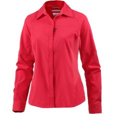 Columbia Silver Ridge Funktionsbluse Damen rot