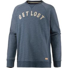 Burton Lost and Found Sweatshirt Herren blau