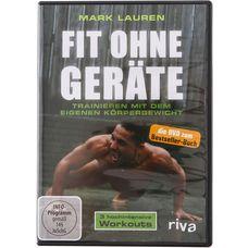 Riva Mark Lauren Fit ohne Geräte DVD