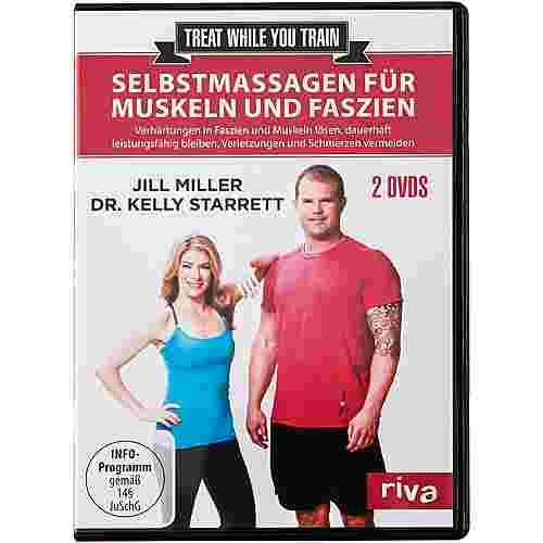 Riva Selbstmassagen für Muskeln und Faszien DVD