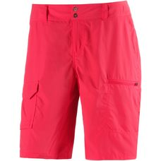 Columbia Silver Ridge Shorts Damen rot