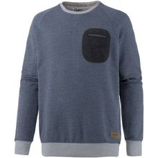 Colour Wear Pocket Sweatshirt Herren blau