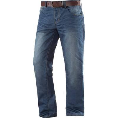 Crosshatch New Farrow Loose Fit Jeans Herren used denim