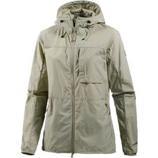 FJÄLLRÄVEN High Coast Wind Funktionsjacke Damen hellbeige