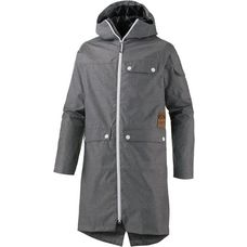 Colour Wear Gusty Parka Damen grau