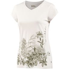 FJÄLLRÄVEN Meadow T-Shirt Damen weiß