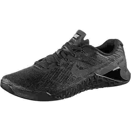 Nike Metcon 3 Fitnessschuhe Herren schwarz
