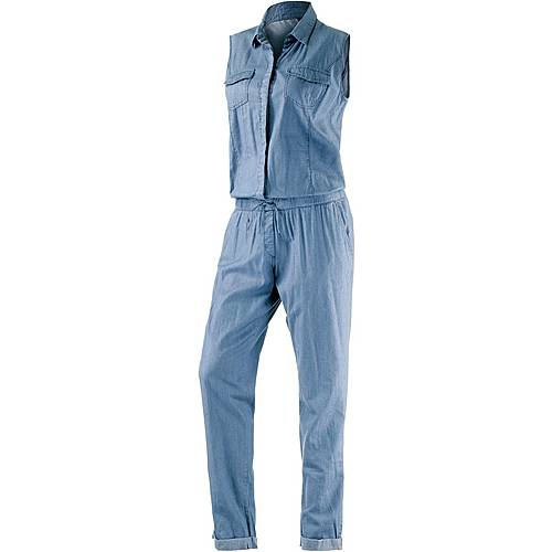 Protest Wiping Jumpsuit Damen denim
