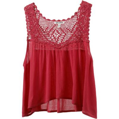 Billabong After All Tanktop Damen rot
