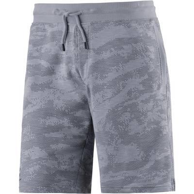 Under Armour HeatGear Camo Shorts Herren grau