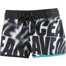 adidas Boardshorts Damen schwarz/weiß/blau