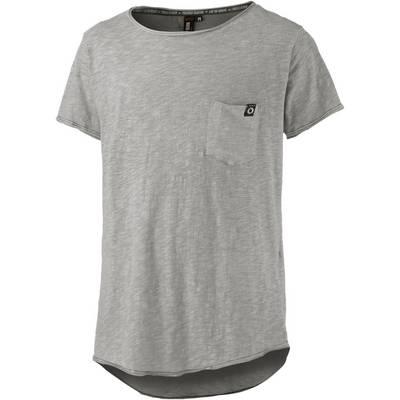 M.O.D T-Shirt Herren hellgrau melange