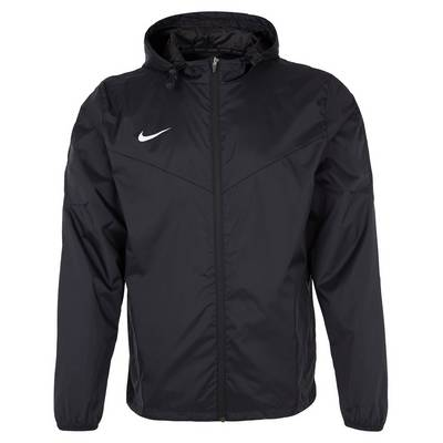 Nike Team Sideline Regenjacke Herren schwarz / weiß