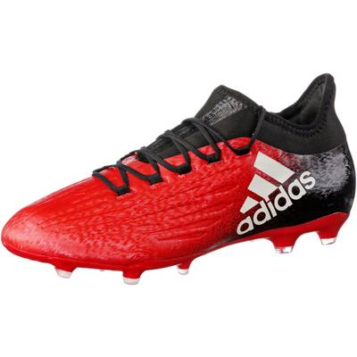 adidas X 16.2 FG Fußballschuhe Herren rot