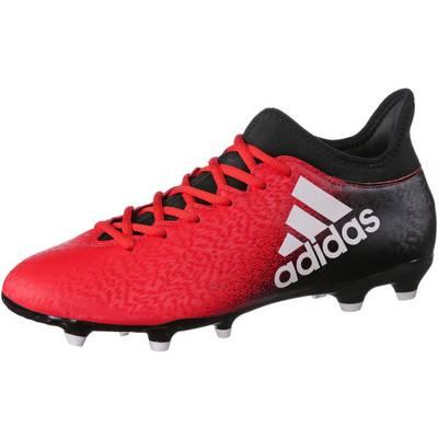 adidas X 16.3 FG Fußballschuhe Herren rot