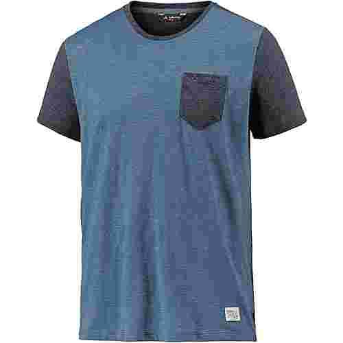 VAUDE Nevis T-Shirt Herren blau