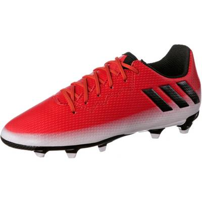 adidas MESSI 16.3 FG J Fußballschuhe Kinder rot