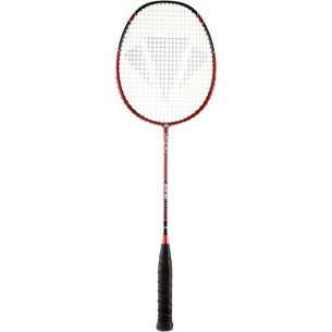 Dunlop Carlton Powerblade Superlite Badmintonschläger rot