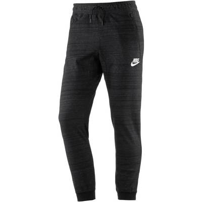 Nike AV15 Sweathose Herren schwarz