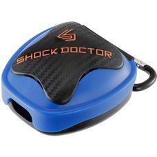 Shock Doctor Mundschutz blau