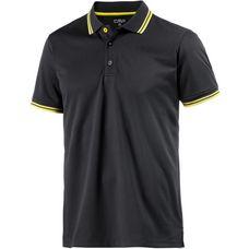 CMP Poloshirt Herren schwarz