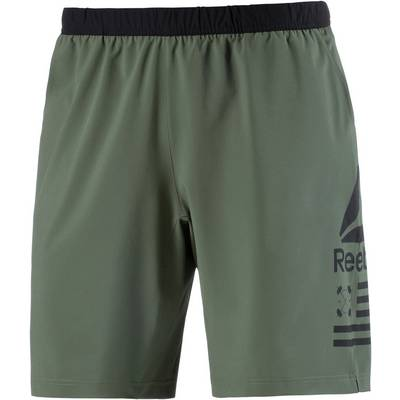 Reebok One Series Speed Funktionsshorts Herren oliv